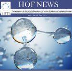 HOF NEWS – Vol. 1, No. 10, Dez. 2019