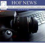 HOF NEWS – Vol. 2, No. 18, Jul. 2020